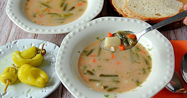 Green Bean Soup (Gluten Free)