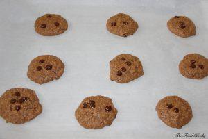 Hazelnut Coffee Chocolate Chip Cookies