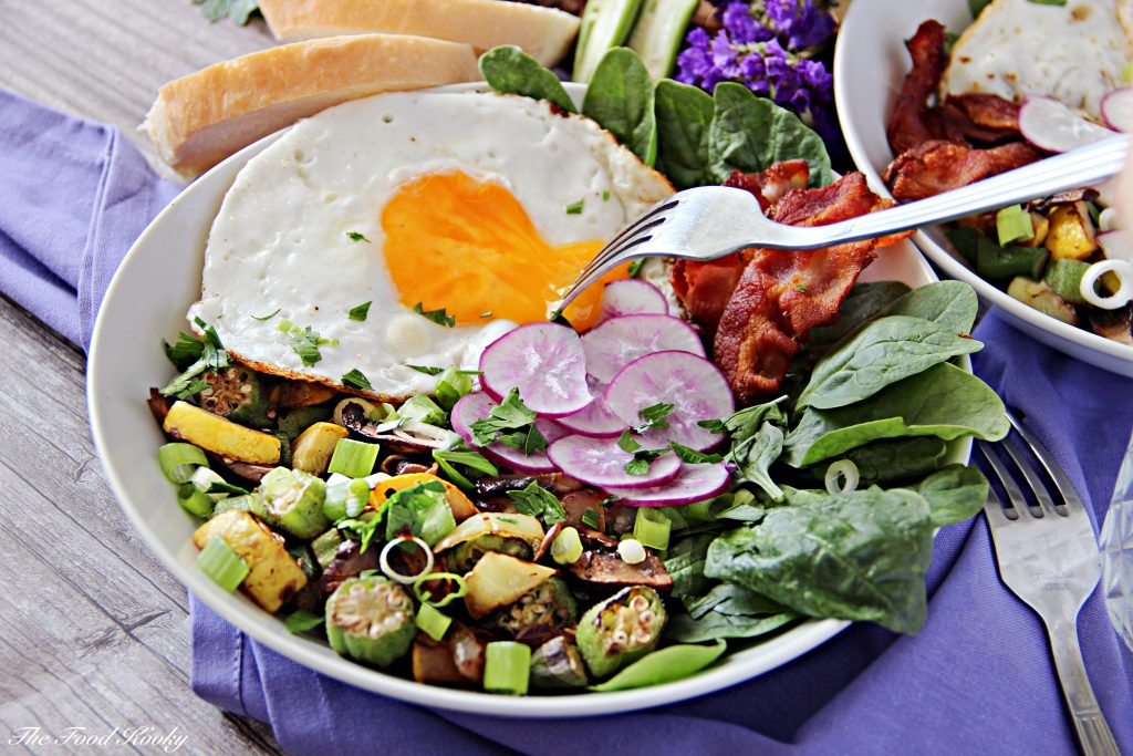 Farmer's Market Breakfast Bowl